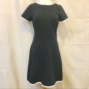 J. Crew Black Dress Size 8